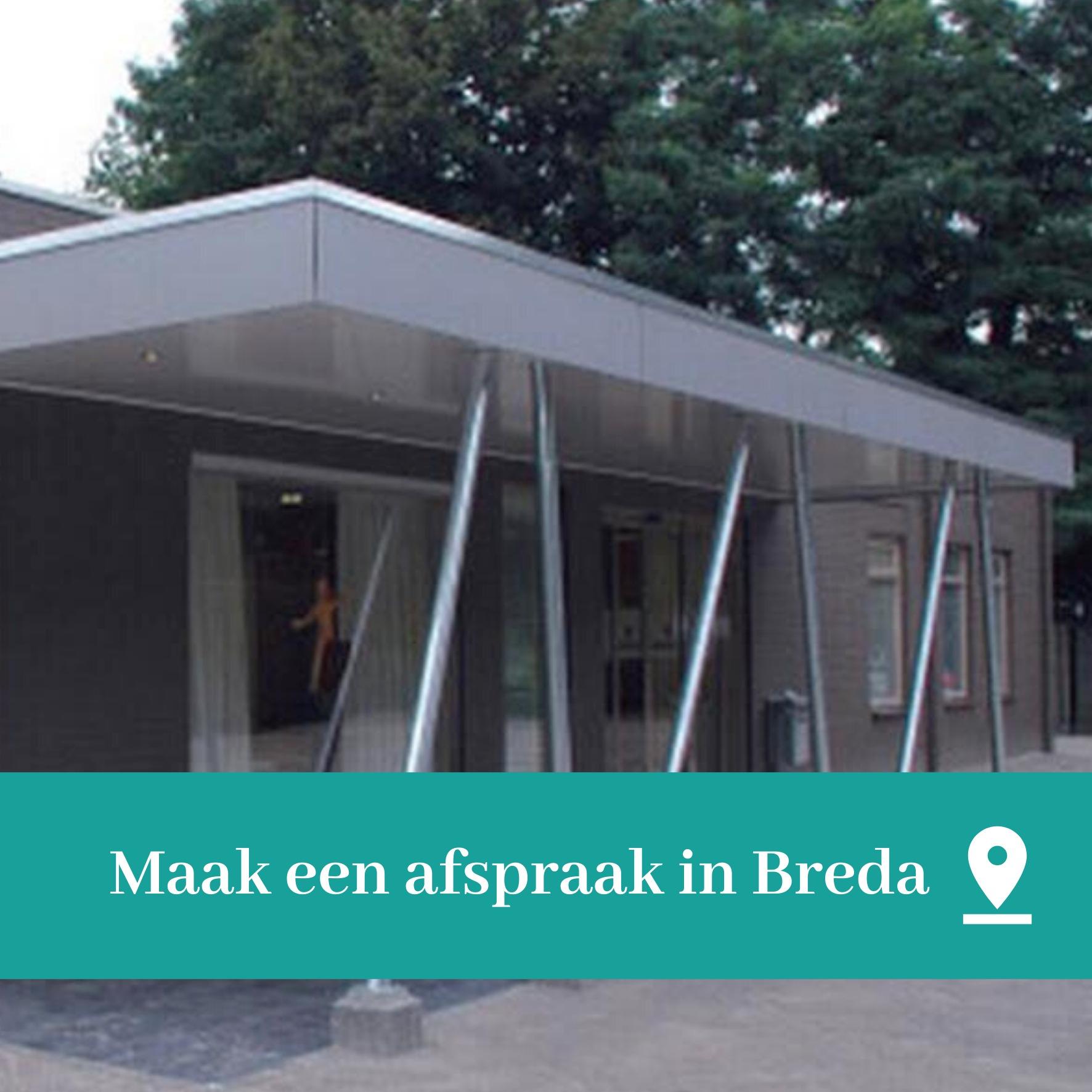 Locatie en vestiging van de besnijdenis kliniek in Breda
