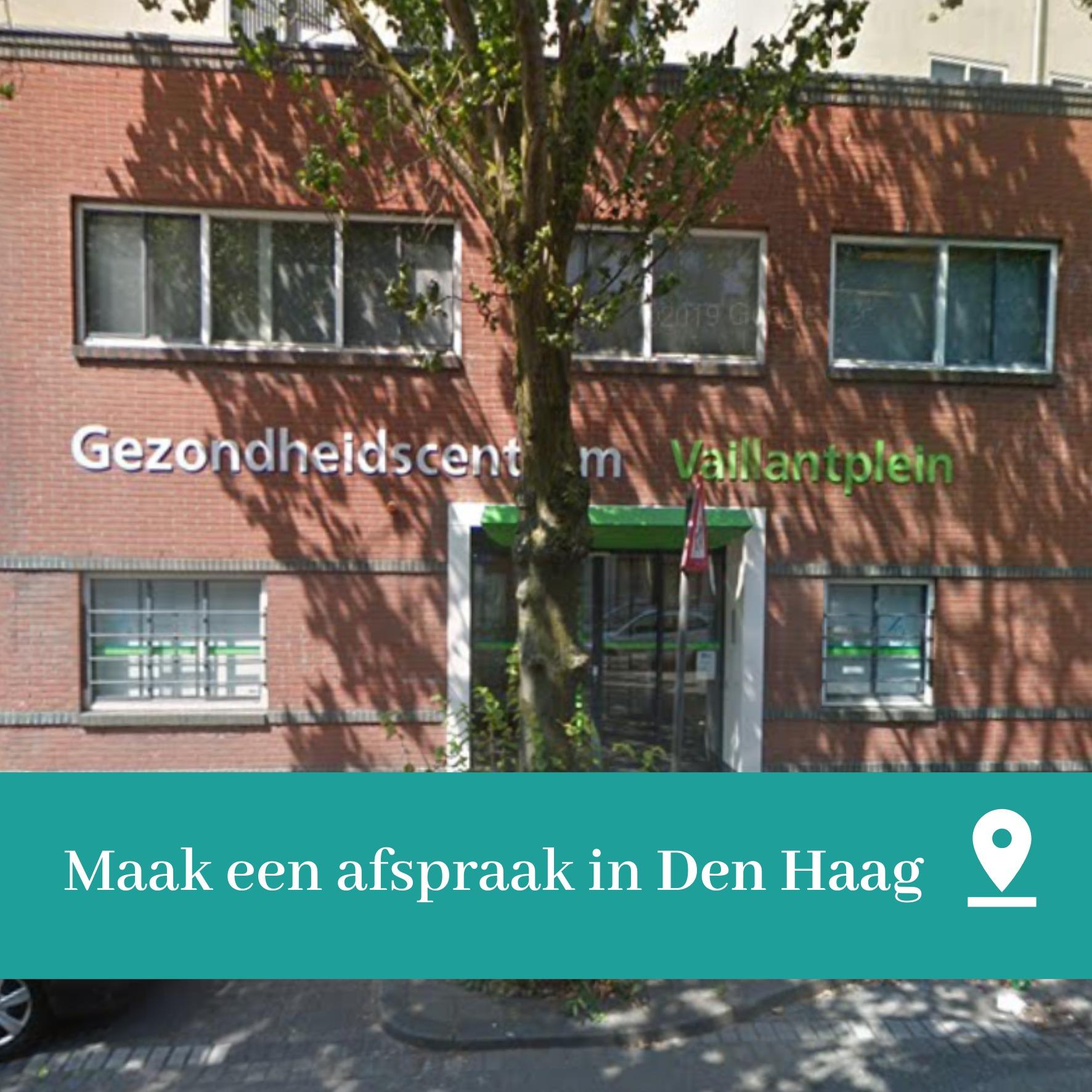 Locatie en vestiging van de Besnijdenis kliniek in Den Haag