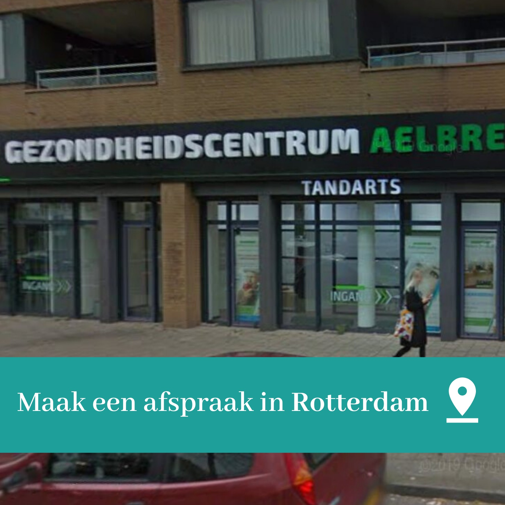 Locatie en vestiging van de Besnijdenis kliniek in Rotterdam