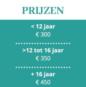 prijzen en wat kost een besnijdenis bij jongens en mannen bij Adam Kinderkliniek in Den Haag, Rotterdam, Amsterdam en Breda